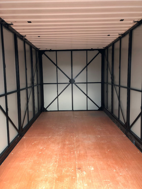 Photo of Inside the container