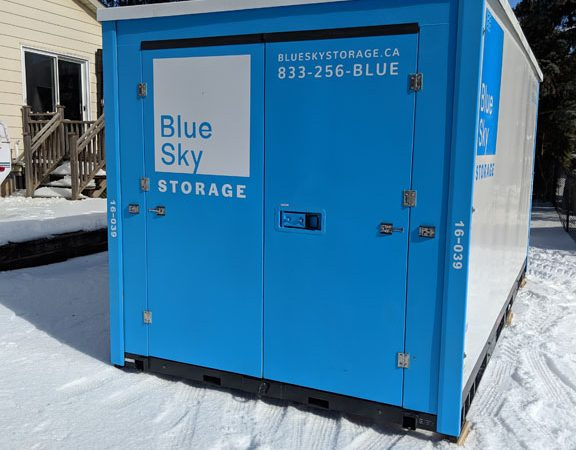 Photo of Bluesky Storage Container